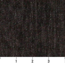 Load image into Gallery viewer, Essentials Chenille Black Upholstery Fabric / Charcoal