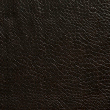 Load image into Gallery viewer, Essentials Breathables Black Heavy Duty Faux Leather Upholstery Vinyl / Chestnut