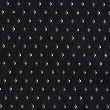 Load image into Gallery viewer, Essentials Black Gray Brown White Upholstery Fabric / Onyx Dot