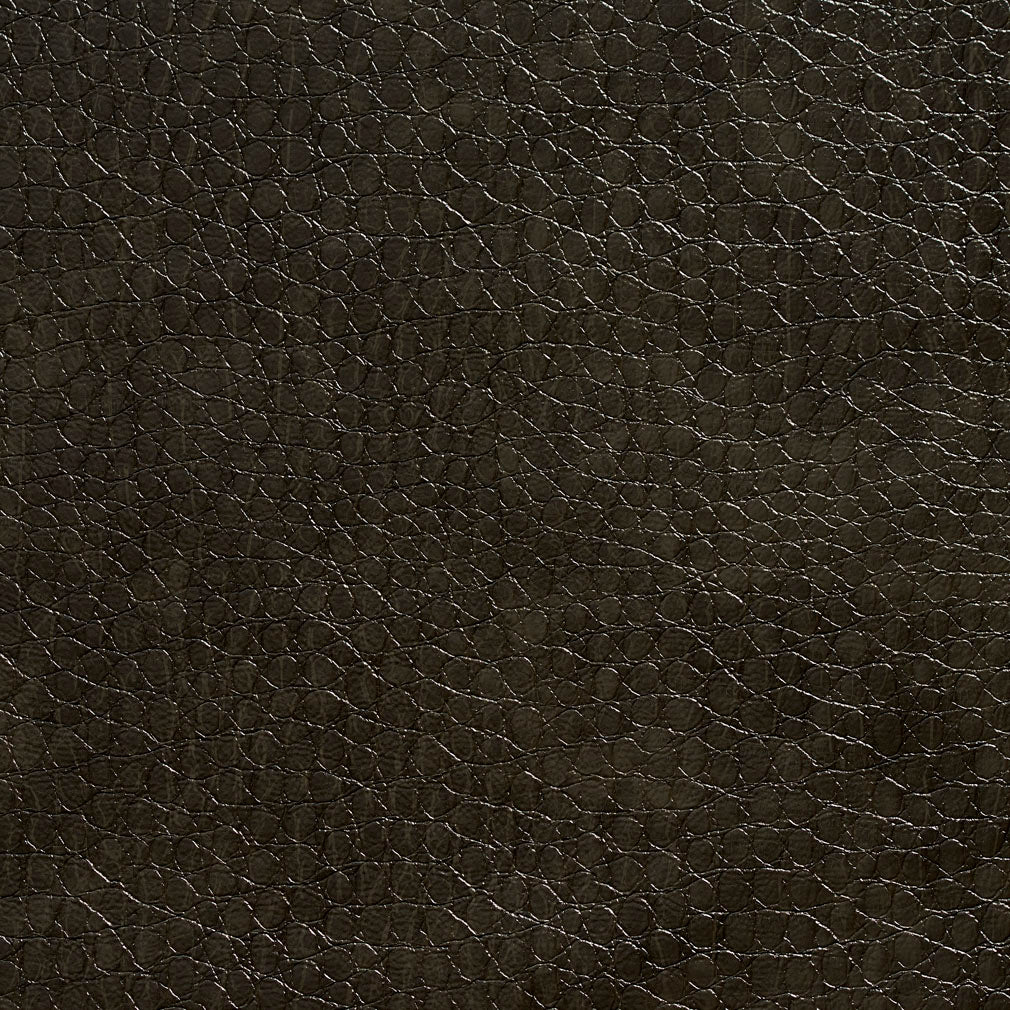 Essentials Breathables Black Heavy Duty Faux Leather Upholstery Vinyl / Mink