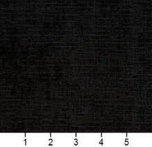 Load image into Gallery viewer, Essentials Crypton Black Upholstery Drapery Fabric / Onyx
