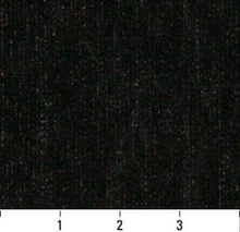 Load image into Gallery viewer, Essentials Chenille Black Upholstery Fabric / Onyx