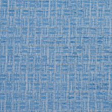 Load image into Gallery viewer, Essentials Blue Abstract Geometric Upholstery Fabric