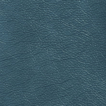 Load image into Gallery viewer, Essentials Breathables Blue Heavy Duty Faux Leather Upholstery Vinyl / Azure