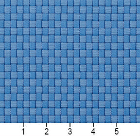 Essentials Blue Basketweave Upholstery Fabric