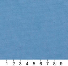 Load image into Gallery viewer, Essentials Cotton Duck Blue Upholstery Drapery Fabric / Bluebell
