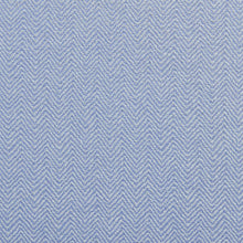 Load image into Gallery viewer, Essentials Blue Chevron Upholstery Fabric