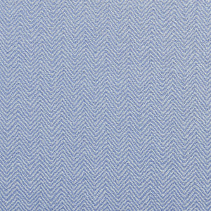 Essentials Blue Chevron Upholstery Fabric