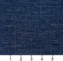 Load image into Gallery viewer, Essentials Crypton Blue Upholstery Drapery Fabric / Indigo