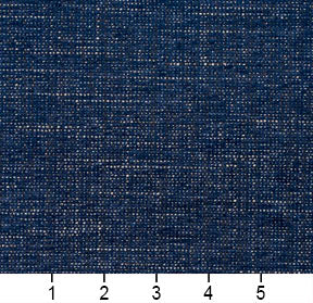 Essentials Crypton Blue Upholstery Drapery Fabric / Indigo