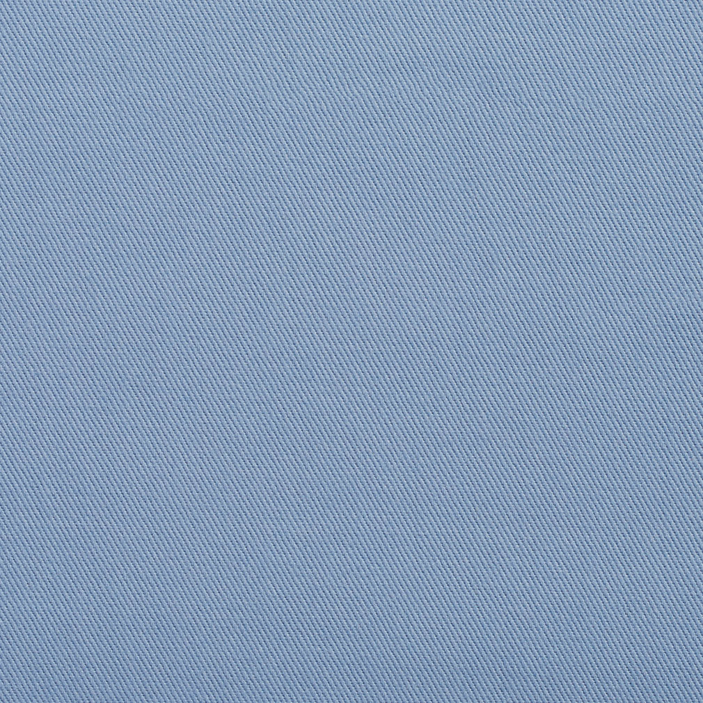 Cotton Twill Blue Upholstery Fabric Powder Fabric Bistro