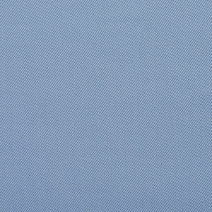 Essentials Cotton Twill Blue Upholstery Fabric / Powder