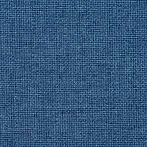 Essentials Heavy Duty Mid Century Modern Scotchgard Blue Upholstery Fabric / Sapphire
