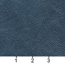 Load image into Gallery viewer, Essentials Breathables Blue Heavy Duty Faux Leather Upholstery Vinyl / Teal