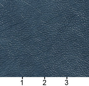 Essentials Breathables Blue Heavy Duty Faux Leather Upholstery Vinyl / Teal