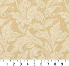 Load image into Gallery viewer, Essentials Indoor Outdoor Upholstery Drapery Botanical Fabric Beige / Sand Leaf