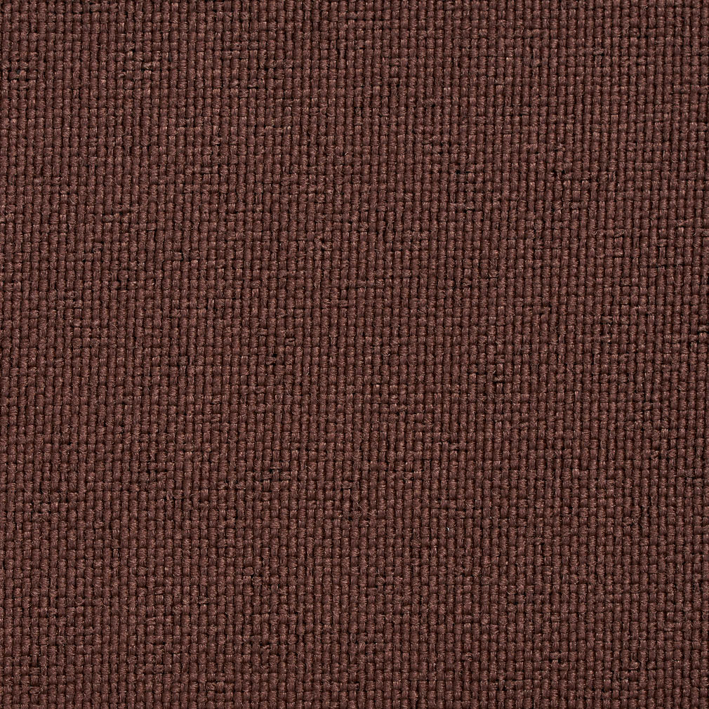Essentials Heavy Duty Mid Century Modern Scotchgard Upholstery Fabric / Brown