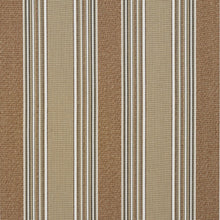 Load image into Gallery viewer, Essentials Outdoor Beige Birch Stripe Upholstery Fabric