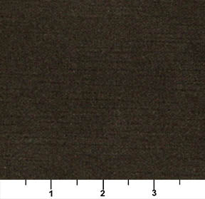 Essentials Cotton Twill Brown Black Upholstery Drapery Fabric