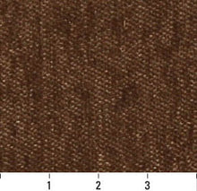 Load image into Gallery viewer, Essentials Chenille Brown Upholstery Fabric / Cafe