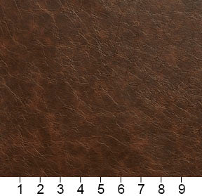 Essentials Breathables Brown Heavy Duty Faux Leather Upholstery Vinyl / Chocolate