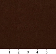 Load image into Gallery viewer, Essentials Cotton Twill Brown Upholstery Fabric / Chocolate