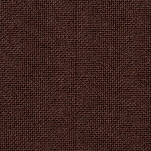 Essentials Heavy Duty Mid Century Modern Scotchgard Brown Upholstery Fabric / Chocolate