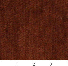 Essentials Chenille Brown Upholstery Fabric / Cognac