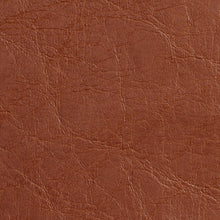 Load image into Gallery viewer, Essentials Breathables Brown Heavy Duty Faux Leather Upholstery Vinyl / Harvest