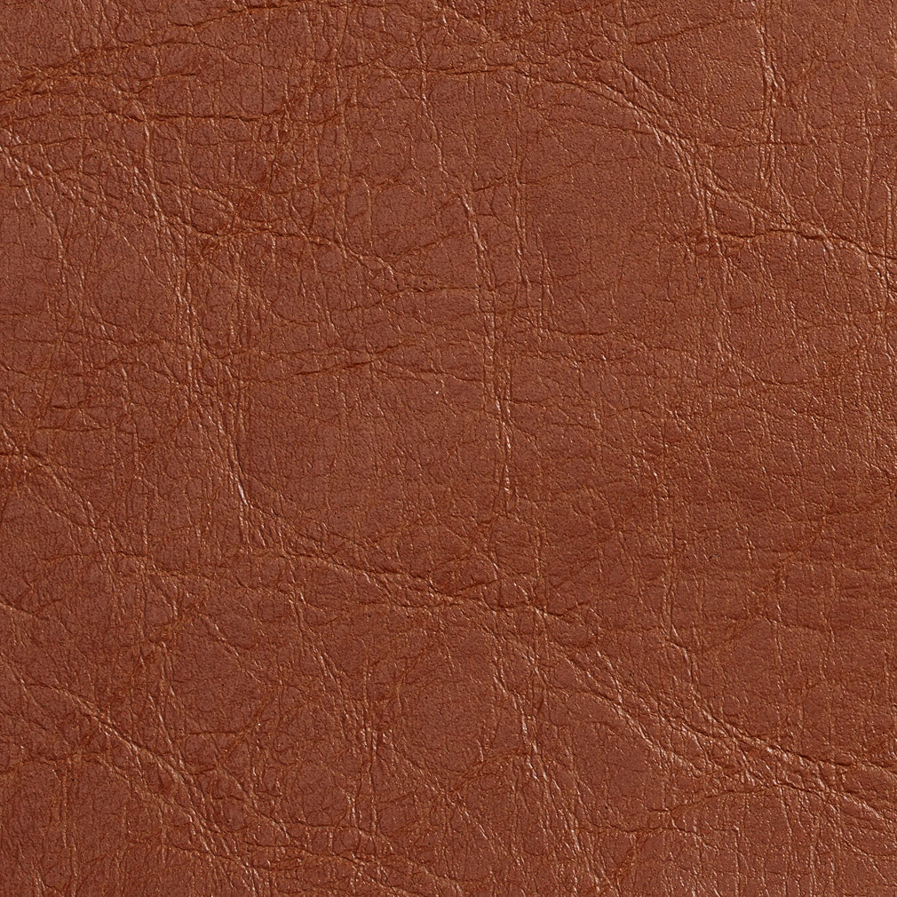 Essentials Breathables Brown Heavy Duty Faux Leather Upholstery Vinyl / Harvest