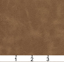 Load image into Gallery viewer, Essentials Breathables Brown Heavy Duty Faux Leather Upholstery Vinyl / Latte