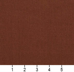 Essentials Cotton Twill Brown Upholstery Fabric / Mocha