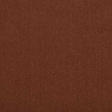 Load image into Gallery viewer, Essentials Cotton Twill Brown Upholstery Fabric / Mocha