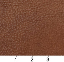 Load image into Gallery viewer, Essentials Breathables Brown Heavy Duty Faux Leather Upholstery Vinyl / Palomino