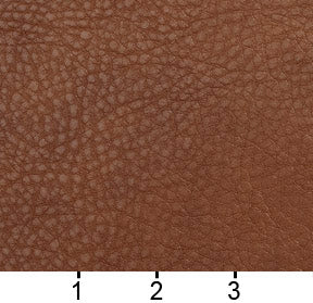 Essentials Breathables Brown Heavy Duty Faux Leather Upholstery Vinyl / Palomino