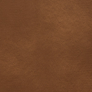 Essentials Breathables Brown Heavy Duty Faux Leather Upholstery Vinyl / Pecan