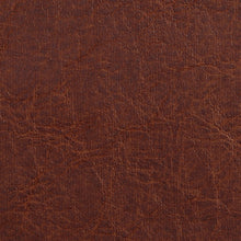 Load image into Gallery viewer, Essentials Breathables Brown Heavy Duty Faux Leather Upholstery Vinyl / Rawhide
