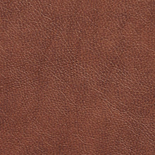 Load image into Gallery viewer, Essentials Breathables Brown Heavy Duty Faux Leather Upholstery Vinyl / Saddle