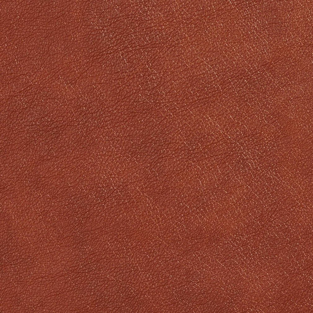 Essentials Recycled Genuine Leather Vinyl Brown / Saddle