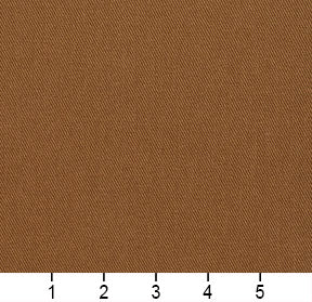 Essentials Cotton Twill Brown Upholstery Fabric / Taupe