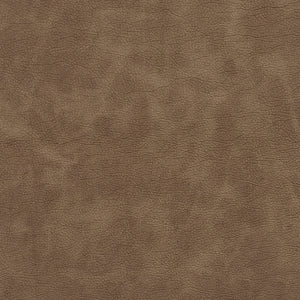 Essentials Breathables Brown Heavy Duty Faux Leather Upholstery Vinyl / Taupe