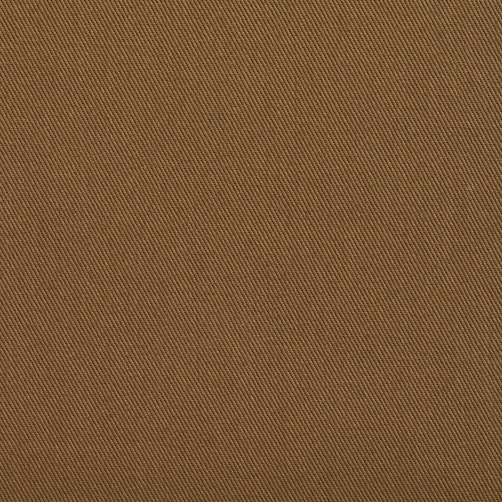 Cotton Twill Brown Upholstery Fabric Taupe Fabric Bistro