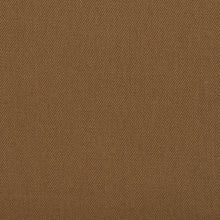 Load image into Gallery viewer, Essentials Cotton Twill Brown Upholstery Fabric / Taupe