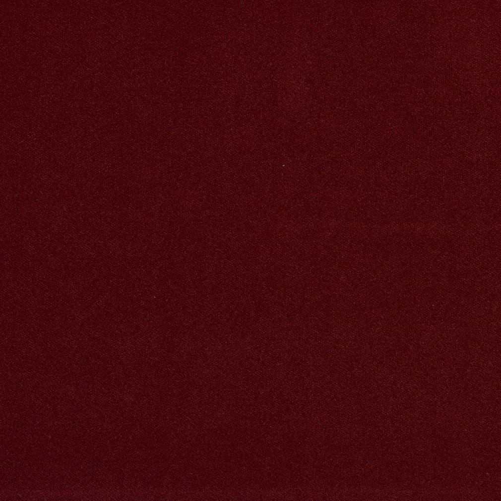 Essentials Crypton Velvet Burgundy Upholstery Drapery Fabric