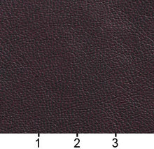 Load image into Gallery viewer, Essentials Breathables Heavy Duty Faux Leather Upholstery Vinyl / Burgundy