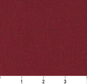 Essentials Cotton Duck Burgundy Upholstery Drapery Fabric / Ruby
