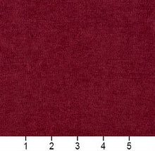 Load image into Gallery viewer, Essentials Crypton Burgundy Upholstery Drapery Fabric / Wine
