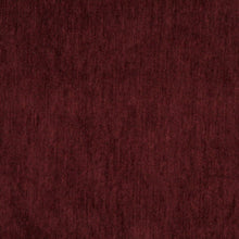 Load image into Gallery viewer, Essentials Chenille Burgundy Upholstery Fabric / Wine