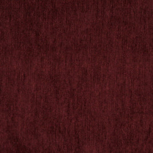 Essentials Chenille Burgundy Upholstery Fabric / Wine
