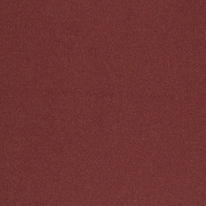 SCHUMACHER CHESTER WOOL FABRIC / CARMINE